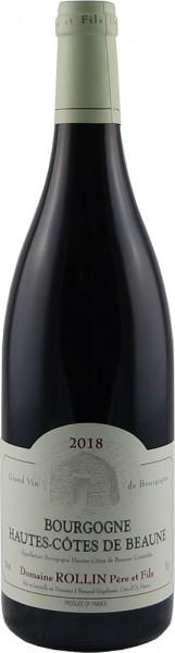 Hautes-Côtes de Beaune rouge 2018