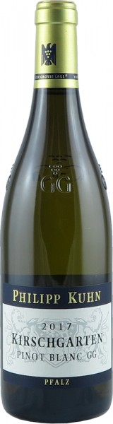 Kirschgarten Pinot Blanc Großes Gewächs 2018